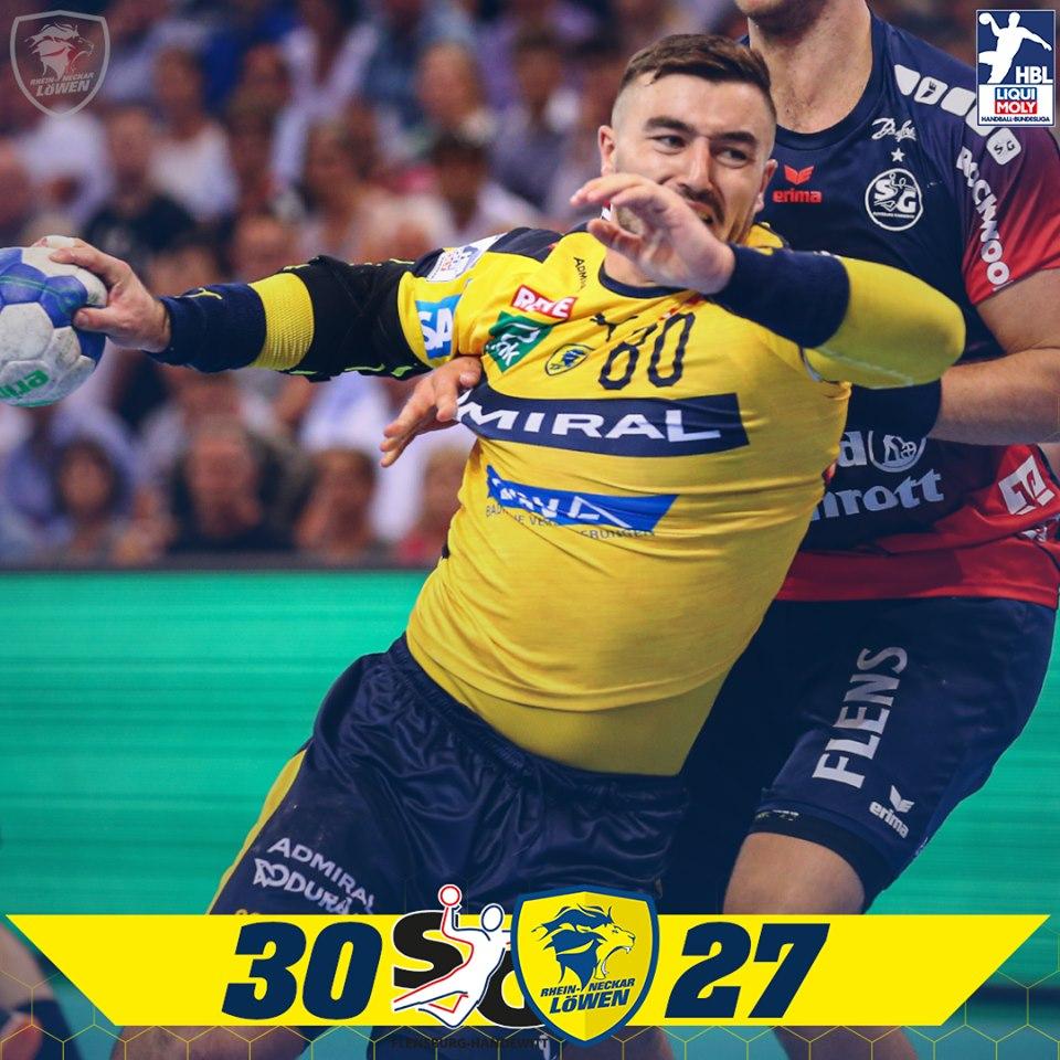 A Flensburg nyerte a Bundesliga első szuperrangadóját!