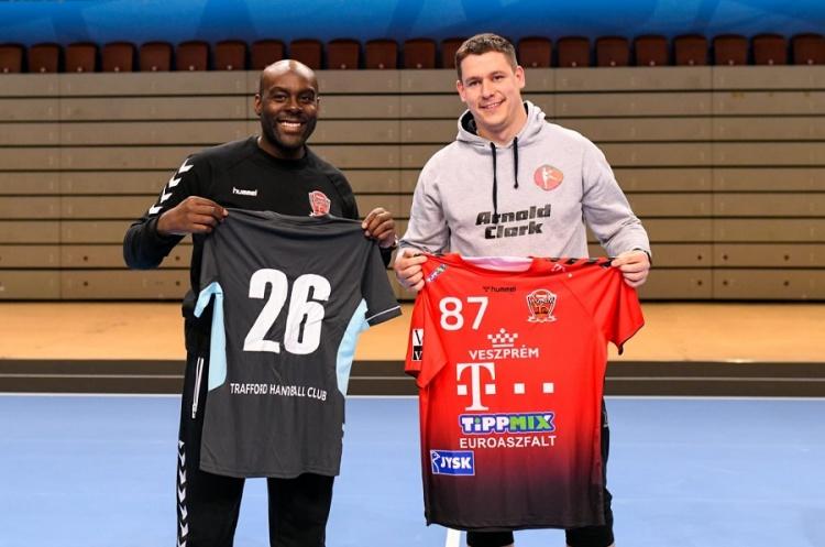 """""""Igyekszem követni a híreket, főleg a Veszprém-Szeged csaták előtt"""" – Stan Belinskivel, a Trafford Handball Club nemrégiben hazánkba látogató edzőjővel beszélgettünk"""