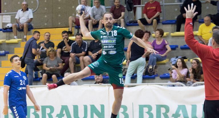 A Gyöngyös nyitja a magyar csapatok nemzetközi kupaszereplését
