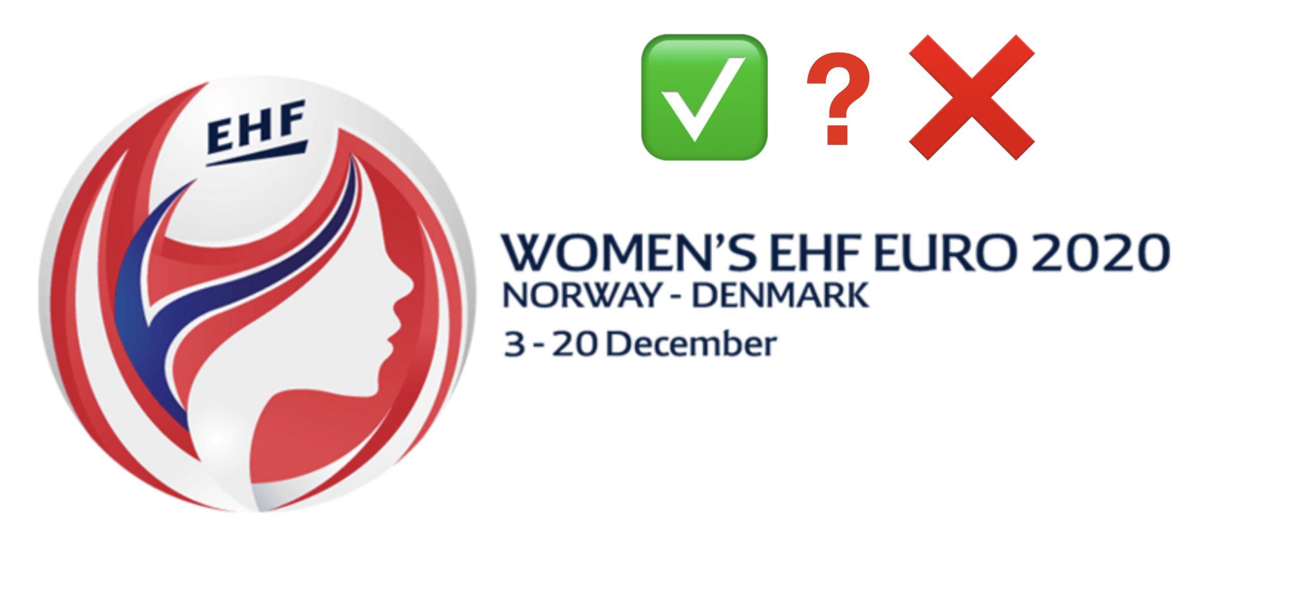 Érdemes-e megrendezni a női EB-t ebben a szituációban? Megoszlanak a vélemények. Szavazz te is!
