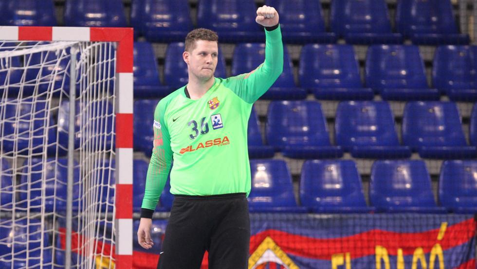 Férfi BL: A Barcelona simán nyert Kielben