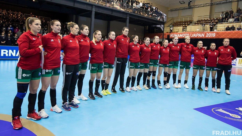 Küzdős meccsen kapott ki a magyar válogatott