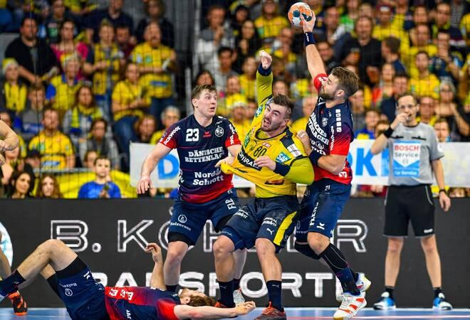 Elképesztő mérkőzést játszott a Löwen és a Flensburg