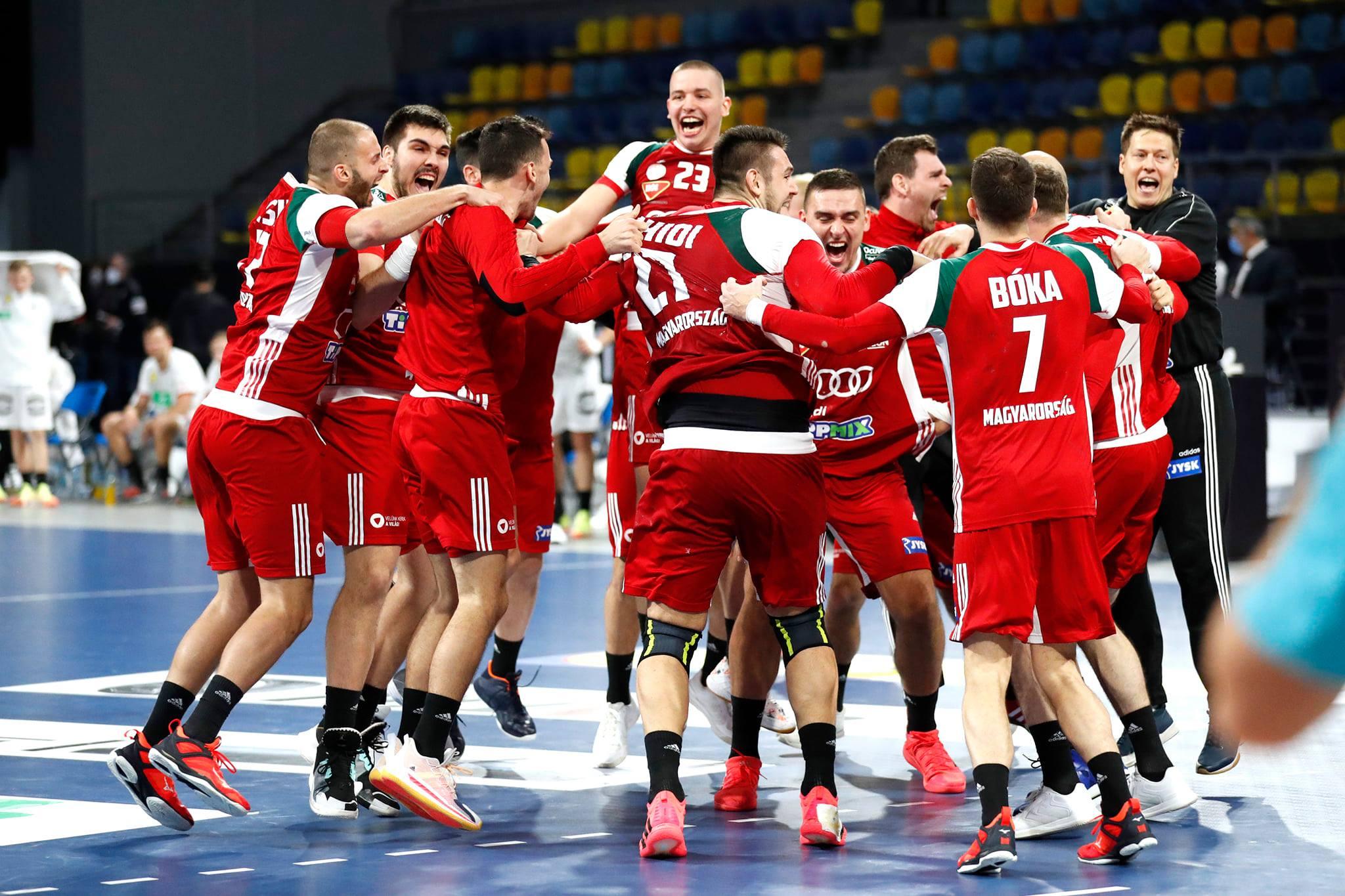 Brazília legyőzésével a negyeddöntő küszöbén a magyar válogatott.