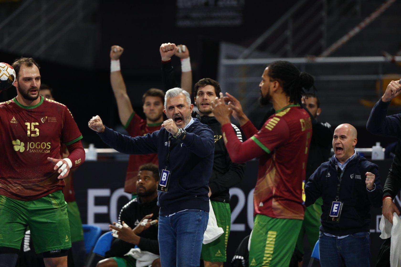 Portugália végig vezetve nyert Svájc ellen