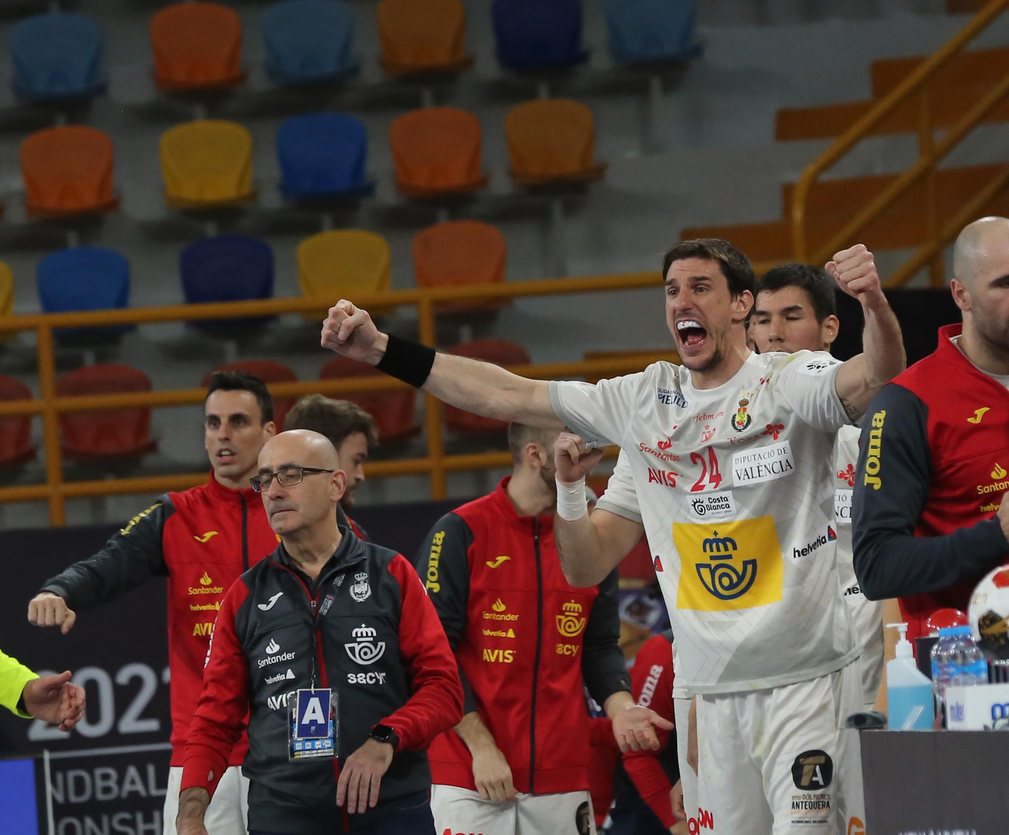 Spanyolország elődöntős, kiestek a norvégok