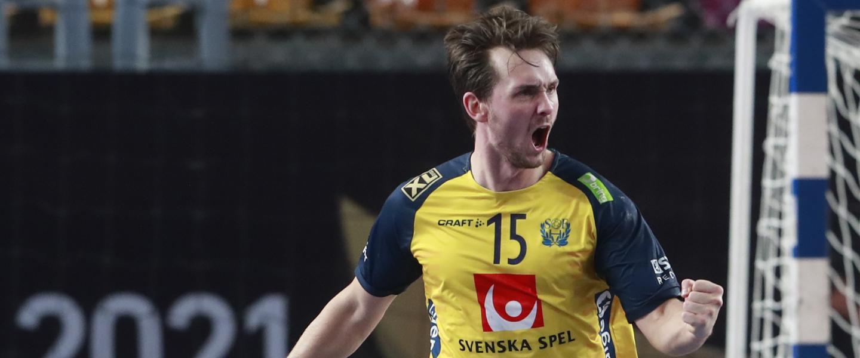 Svédország az első döntős, tükörsimán!