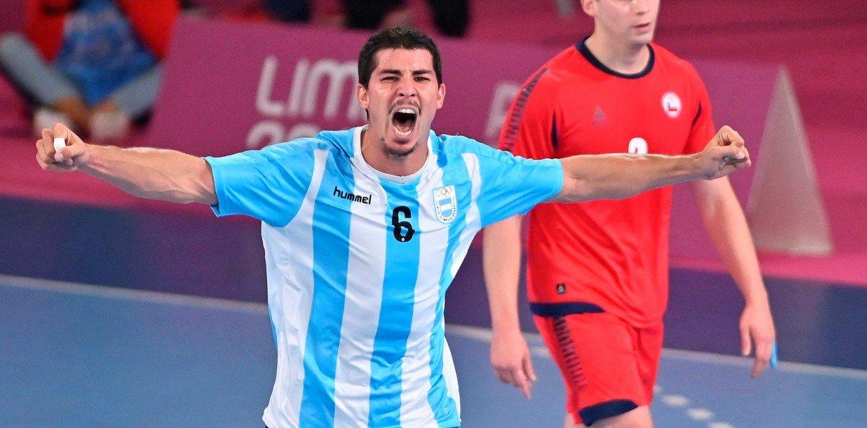Argentína győzelemmel kezdte a középdöntőt