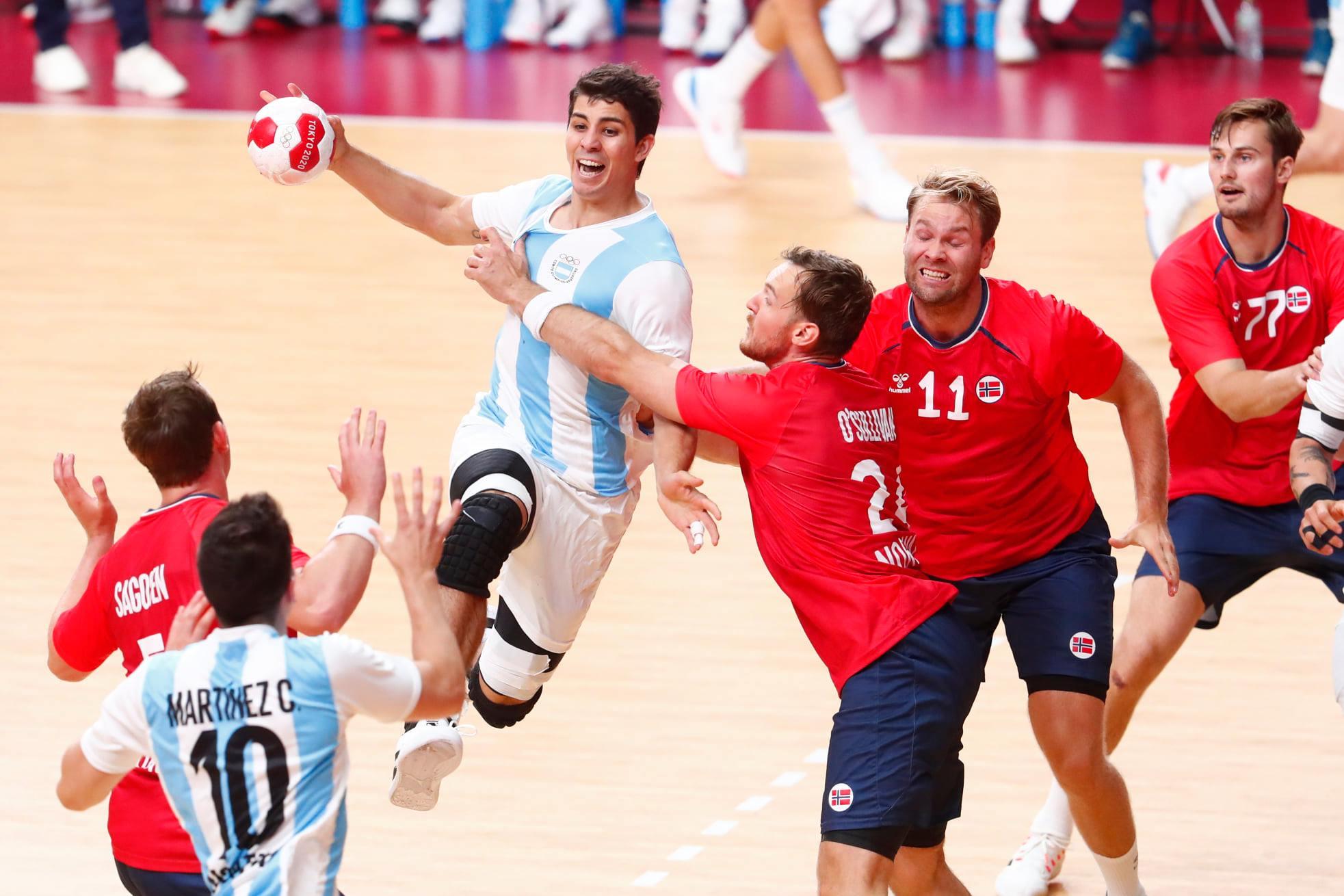 Norvégia szenvedve nyert az argentinok ellen