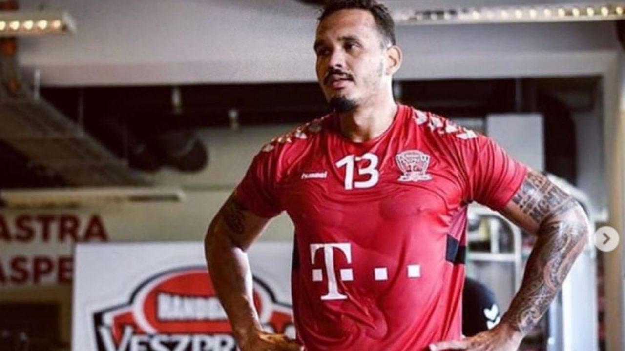 Rogério Moraes távozik a Telekom Veszprémtől – hivatalos