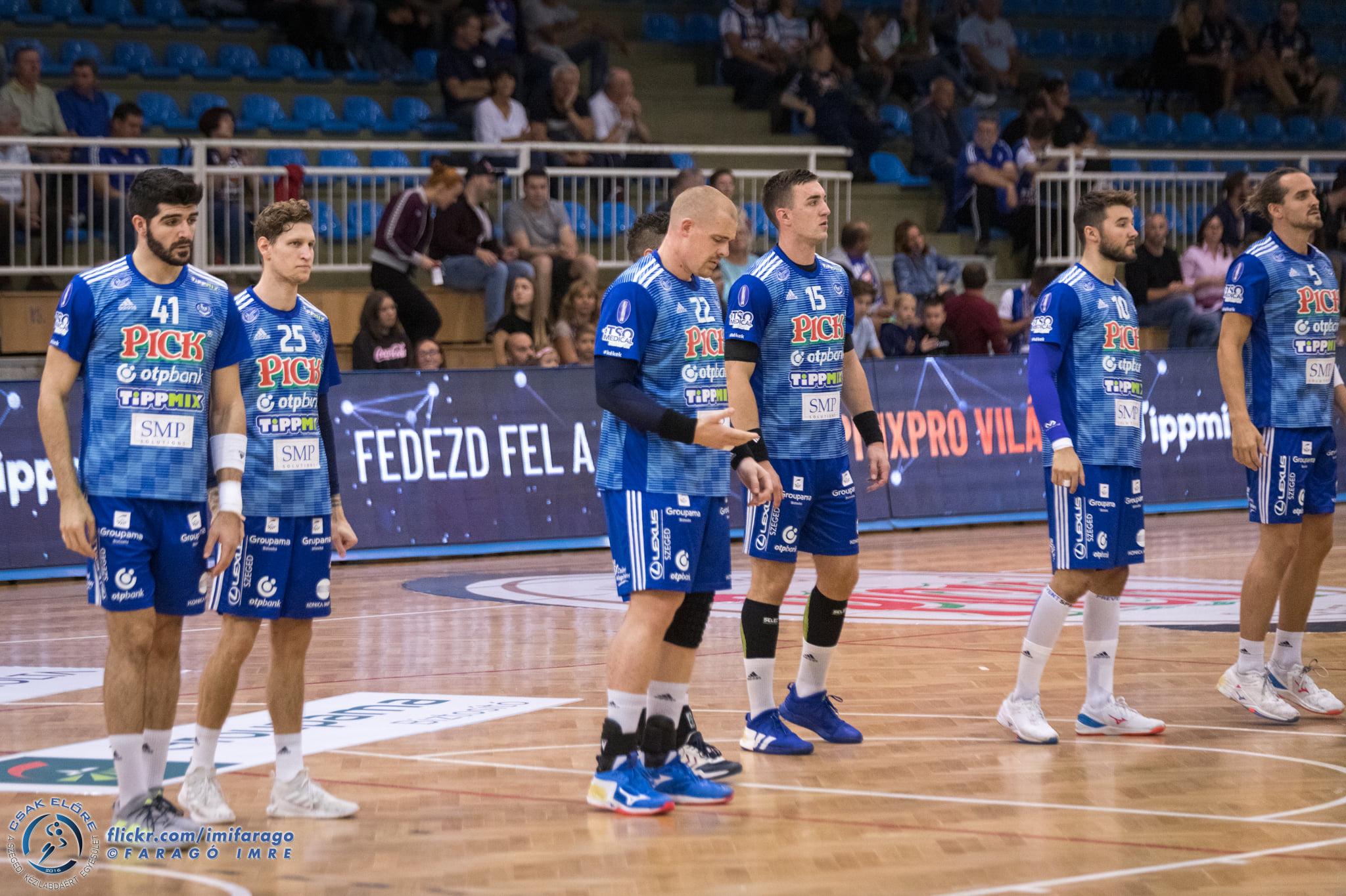 Izgalmas végjátékban szerzett pontot a Pick Szeged