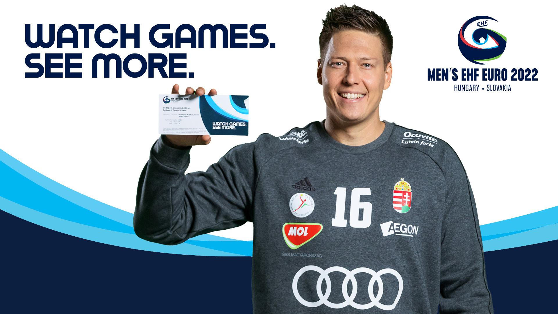 Indul a napijegyek értékesítése a férfi kézilabda Európa-bajnokságra