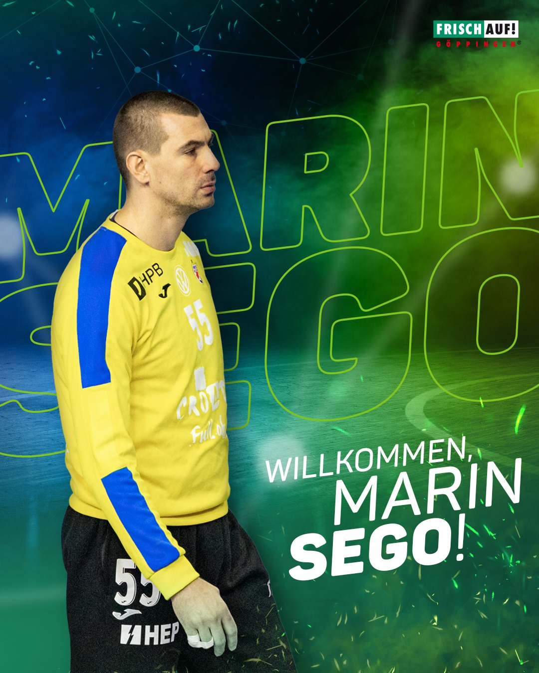 Marin Sego a Bundesligába igazol